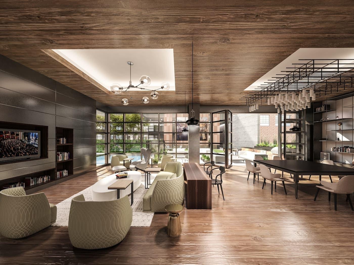LIC luxury apartments