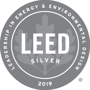 *The LEED® certification trademark is owned by the U.S. Green Building Council®