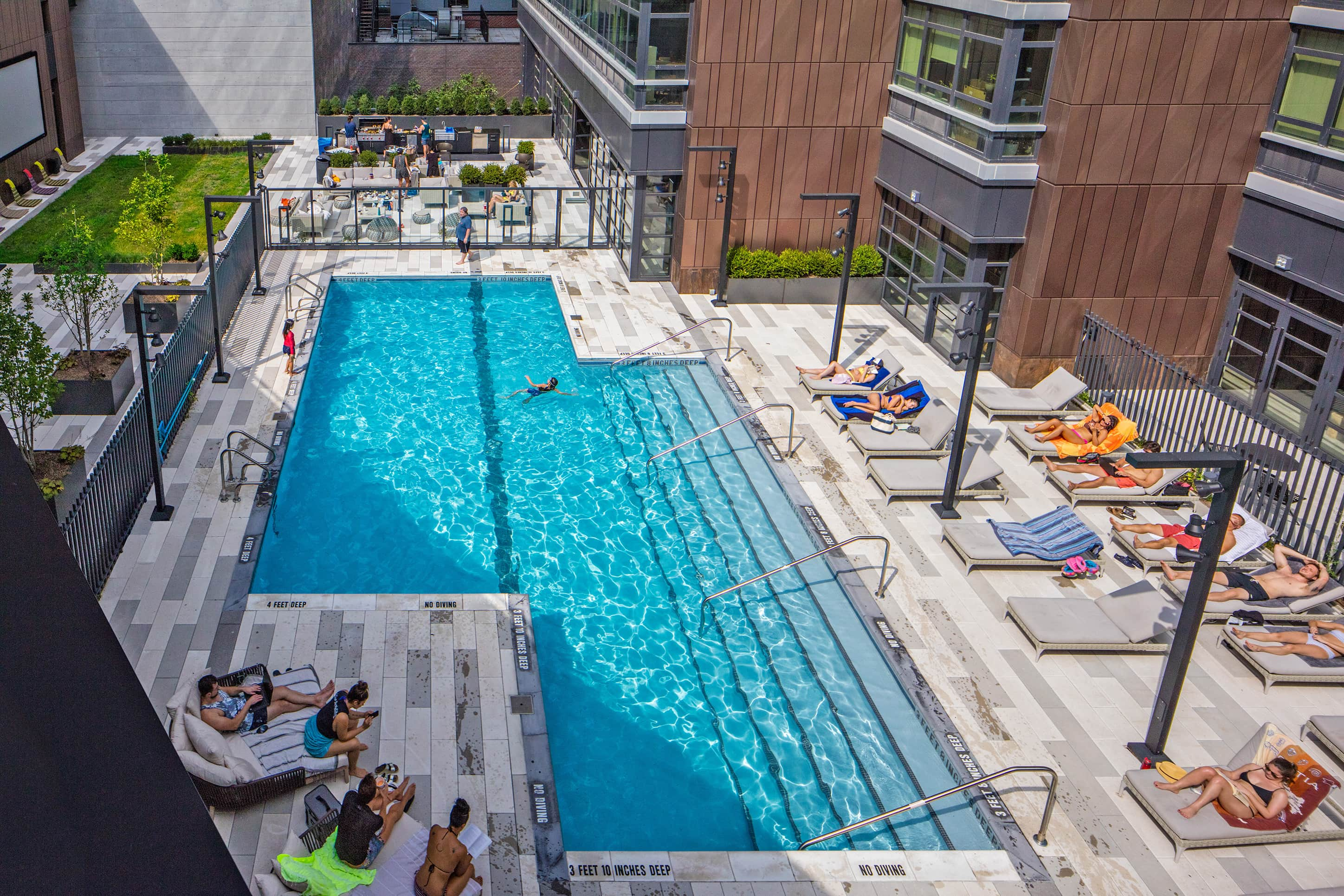 Long Island City New Apartments | Rent the Forge